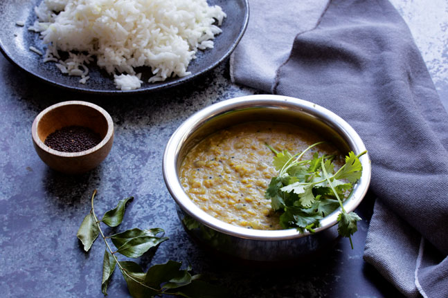 Try Danielle Minnebo's delicious Traditional Dahl Recipe