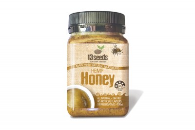 Hemp Honey