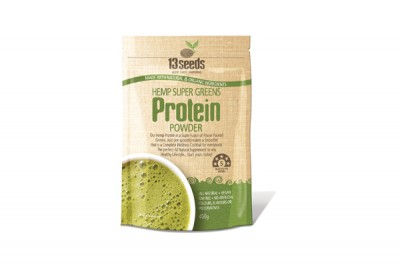 Hemp Super Greens Protein Powder
