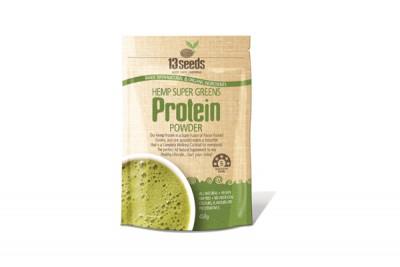 Hemp Super Greens Protein Powder