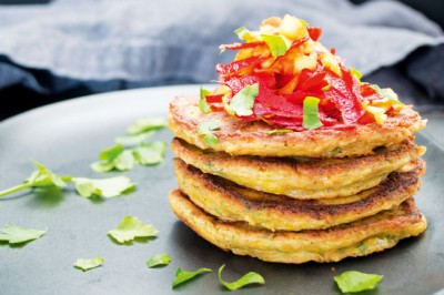 Try Georgia Harding's easy Power Pikelets Recipe
