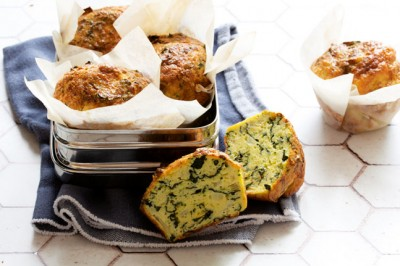 Try our Kale and Zucchini Breakfast Muffins Recipe
