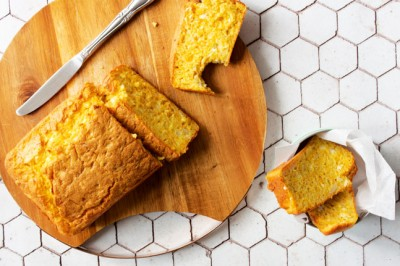 Try Danielle Minnebo's delicious Pumpkin Bread Recipe