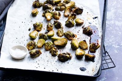 Try Danielle Minnebo's Balsamic Roasted Brussels Sprouts