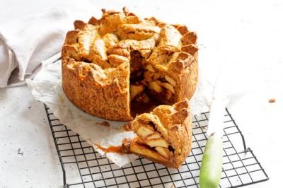 Try Danielle Minnebo's Apple Tart (Appeltaart) Recipe