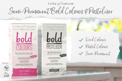 Bold colours and Pasteliser