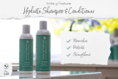 Tints of nature Hydrate Shampoo and Conditioner
