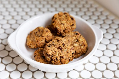 Oat Cacao Cookies