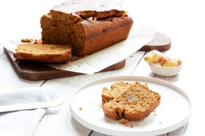 Try Danielle Minnebo's delicious, gluten-free Ginger Cake Recipe