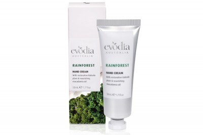 Rainforest Hand Cream