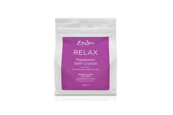Relax Epzen Magnesium Bath Crysals