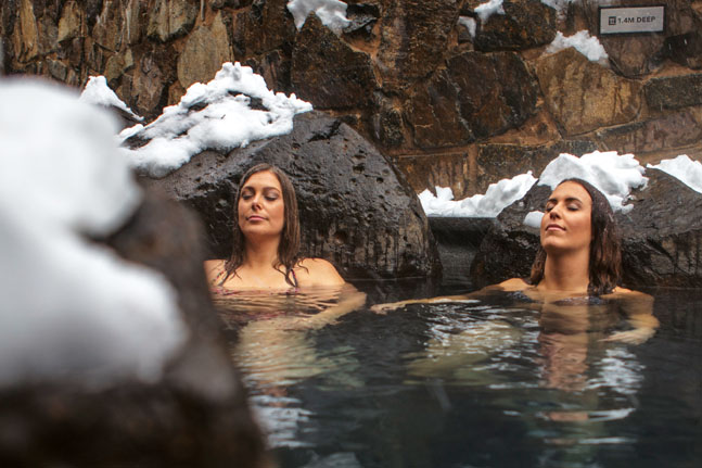 Explore The White Spa and Onsen Retreat and Spa