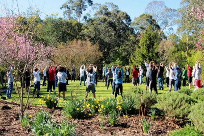 Immerse yourself in the Yarra Valley Living Centre in Victoria