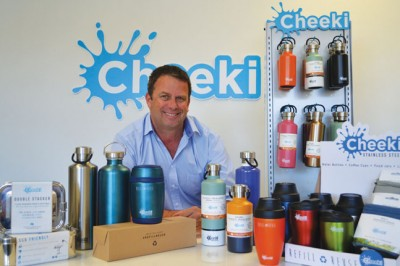 WellBeing speaks with Simon Karlik from Cheeki bottles