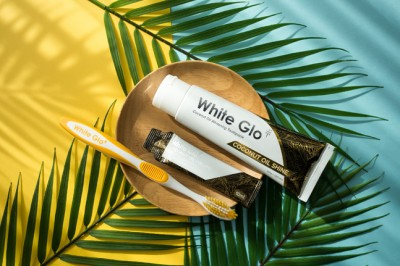 A Q&A with Robert Wong from WHITE GLO toothpaste