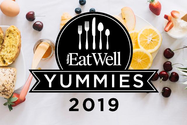 2019 eat well yummies awards winners