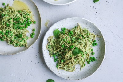 Try our deliciously different Cashew Hemp Pesto Recipe