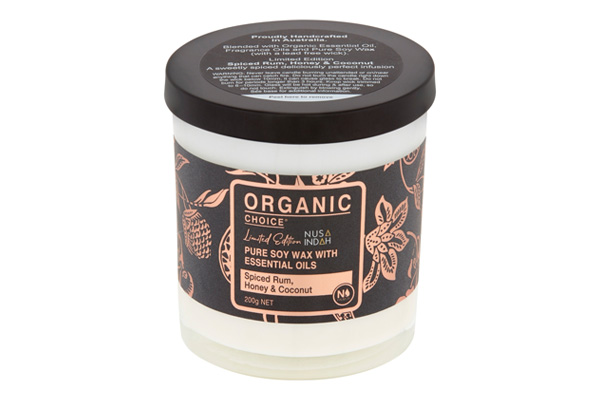Organic Choice Candle