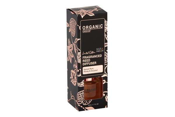 Organic Choice Reed Diffuser