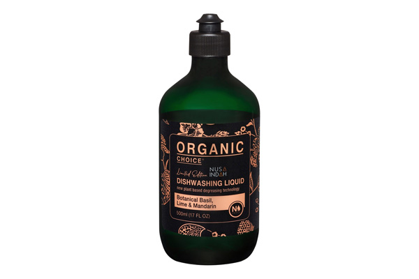 Organic Choice Dishwashing Liquid