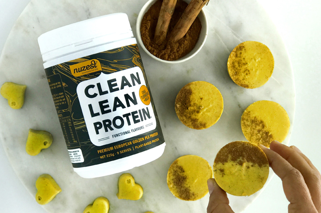 Try these delicious recipes from our sponsors Nuzest