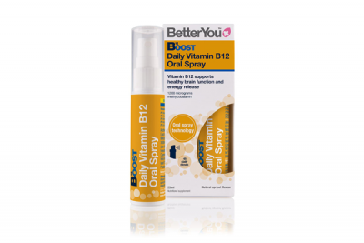 BetterYou B12 BOOST Daily Oral Spray