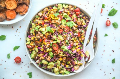 Try Jacqueline Alwill's Super Bean Mexi Salad Recipe
