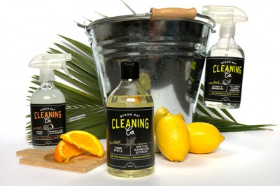 A Q&A with the founder of Byron Bay Cleaning Co