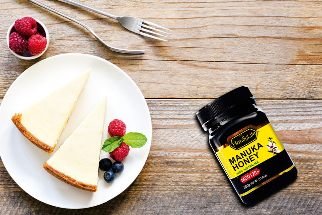 Try these delicious recipes from our sponsors Honeylife