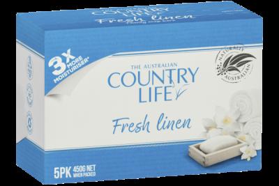 Fresh Linen 600x400