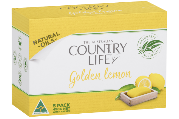 Golden Lemon 600x400