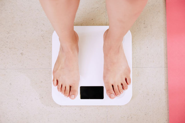 Trying to lose weight? Approach it in a holistic and sustainable way