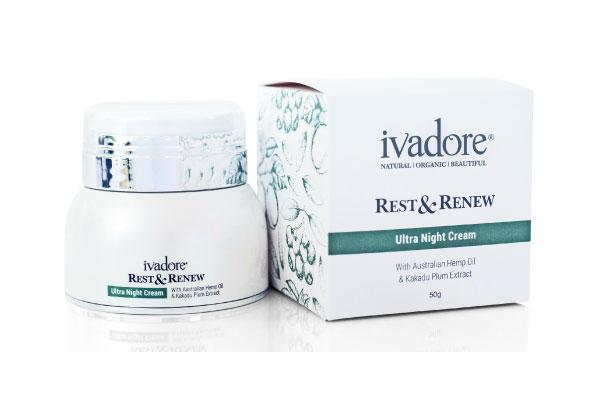 Rest & Renew Ultra Night Cream