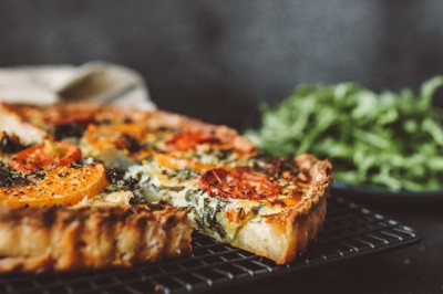 Try our delicious Roast Pumpkin and Kale Tart Recipe