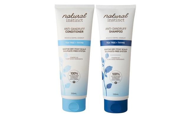 Ni Anti Dandruff Shampoo And Conditioner