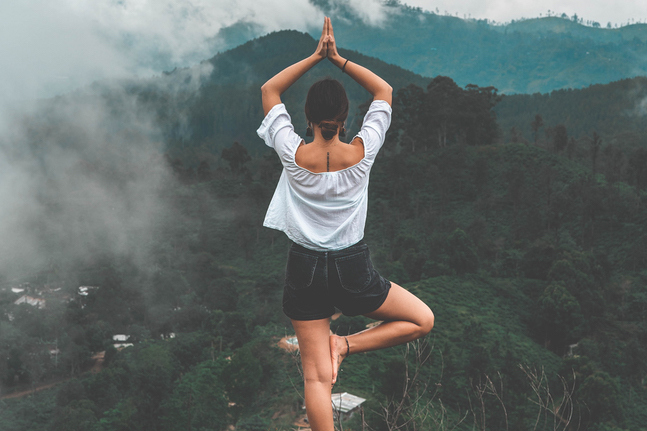Yoga to change your thinking