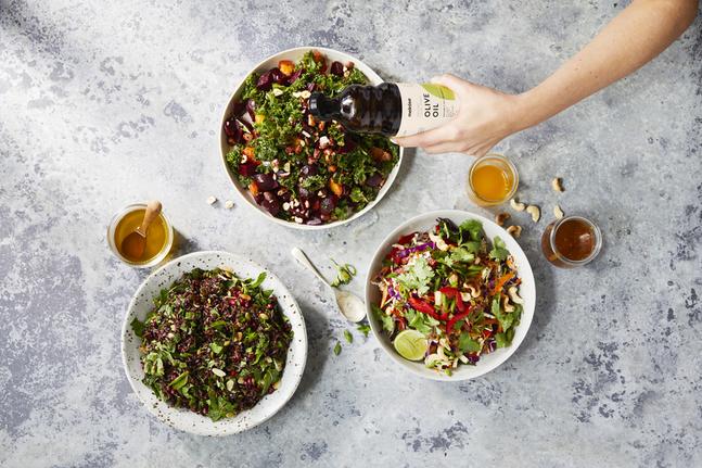 Melrose Black Rice Jewelled Salad
