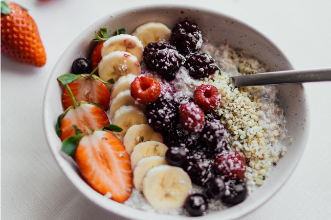 Quick Oats With Protein