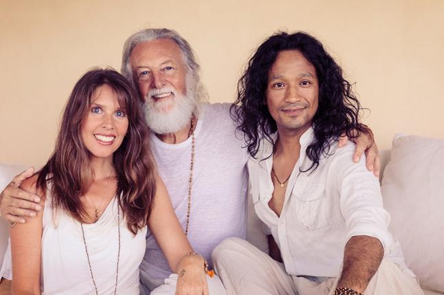 A Q&A with inspiring musicians Deva Premal & Miten