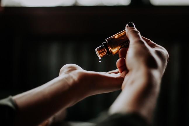 Trending skincare oils