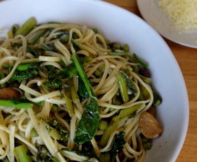 Pasta Broccoli Rabe