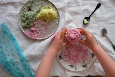 DIY Cake Sprinkles