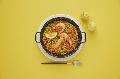 San Remo Pearl Couscous Paella