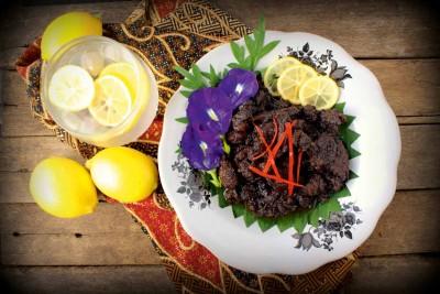 Malaysian Soy Sauce Beef