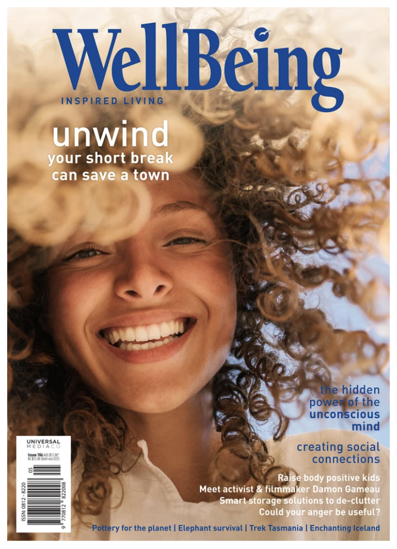Wellbeing Magazine Subscription