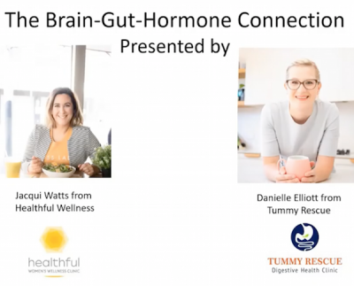 The Brain Gut Hormone Connection
