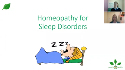 Homeopathy For Sleep Disorders
