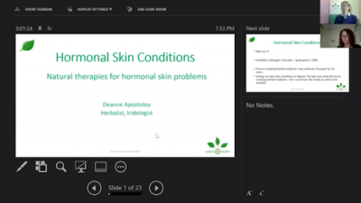 Natural Therapies For Hormonal Skin Conditions
