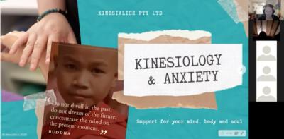 Kinesiology & Anxiety