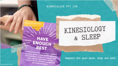 Kinesiology & Sleep